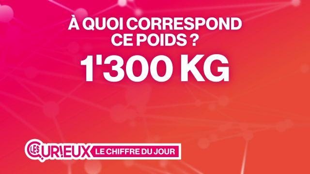 1'300 kg de confetti au Carnaval de Châtel-st-Denis