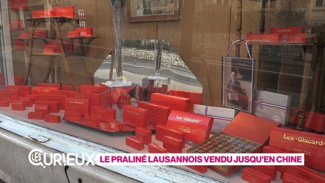 Un chocolat lausannois vendu jusqu'en Chine