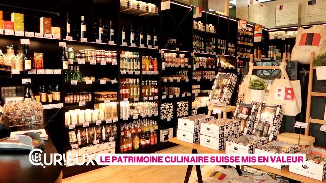 Le patrimoine culinaire suisse mis en valeur