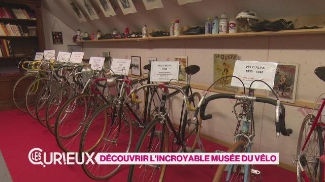 L'incroyable musée du vélo