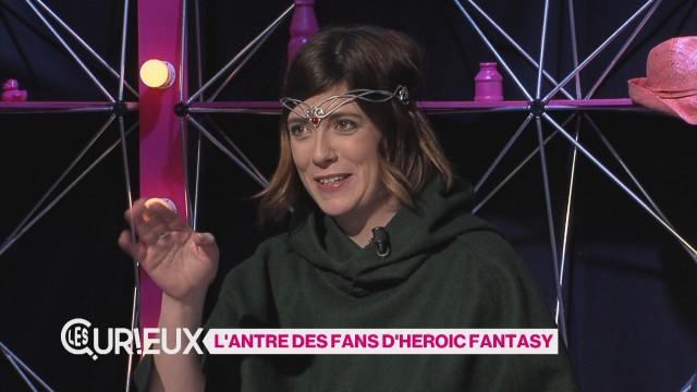 L'antre des fans d'heroic fantasy