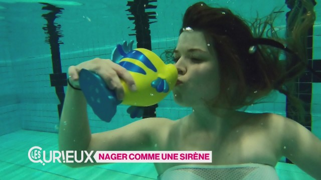Nager comme une sirène