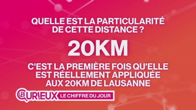 Les 20km de Lausanne portent enfin bien leur nom