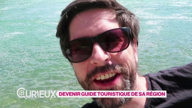 Devenir guide touristique de sa région