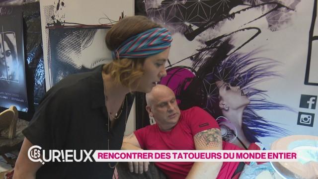Rencontrer des tatoueurs du monde entier