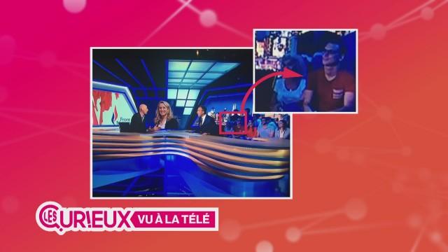 Stefane dans une émission sur TF1