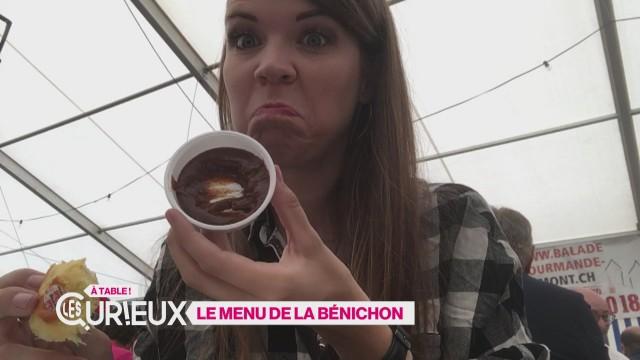 Le menu de la Bénichon