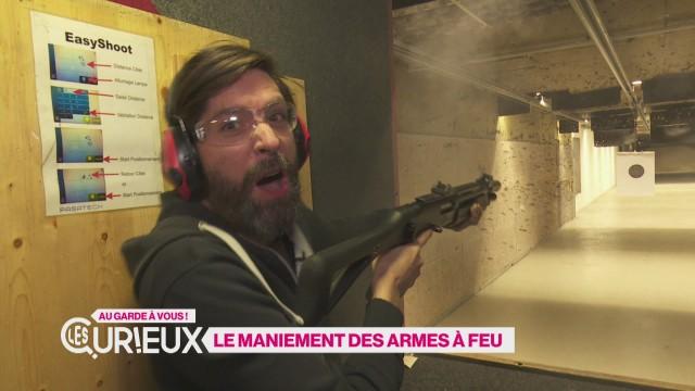 Le maniement des armes à feu