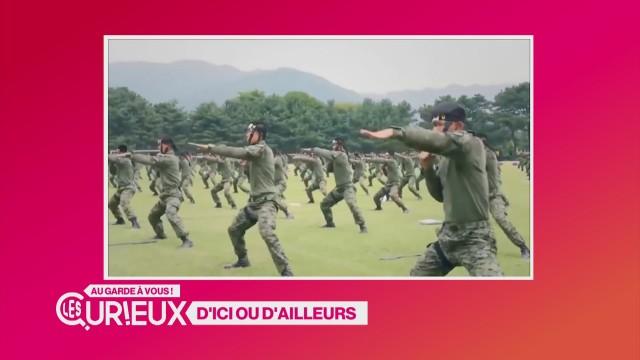 Le service militaire le plus long est nord-coréen