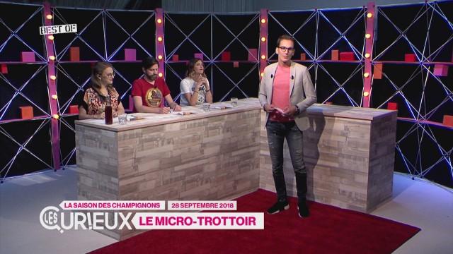 Le best of automnal des Curieux