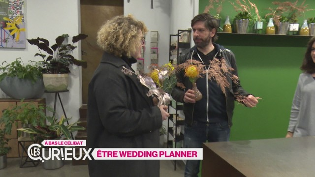 Devenir wedding planner