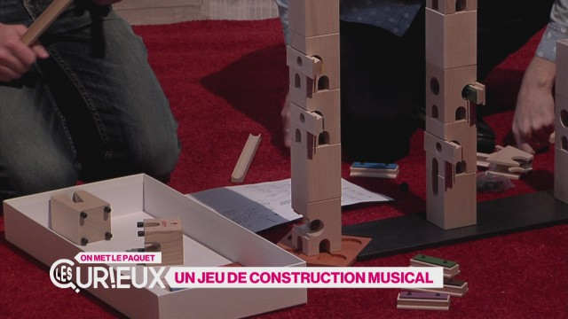 Un jeu de construction musical