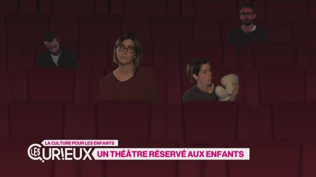 Le théâtre pour les enfants