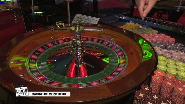 Libre accès au Casino de Montreux