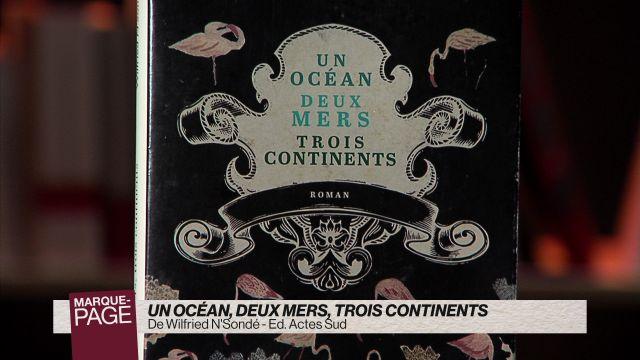 Un océan, deux mers, trois continents