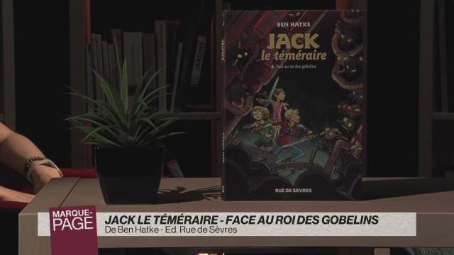 Jack le téméraire - Face au Roi des Gobelins