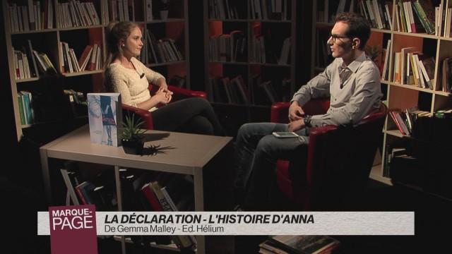 La déclaration - L'histoire d'Anna