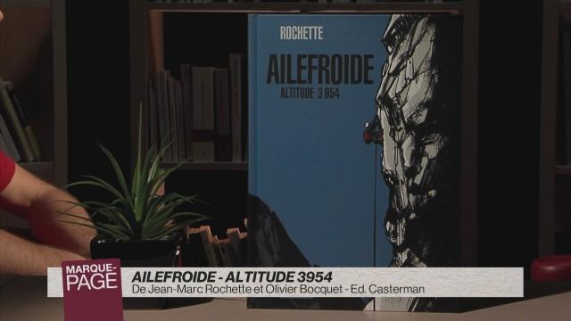 Ailefroide - Altitude 3954