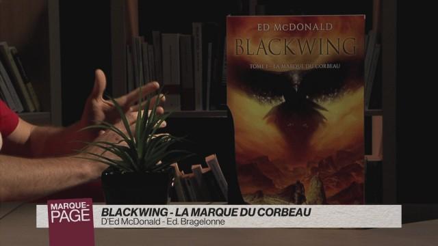 Blackwing - La marque du corbeau