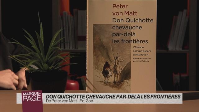 Don Quichotte chevauche par-delà les frontières