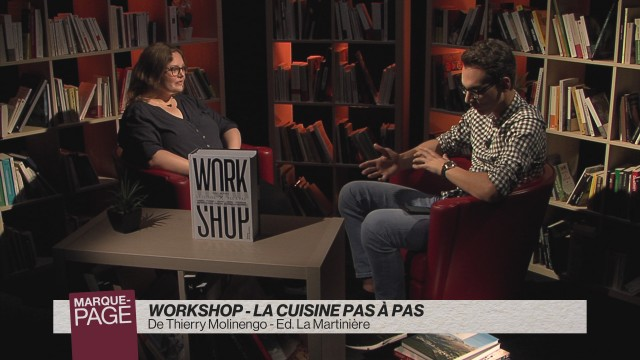 Workshop - La cuisine pas à pas