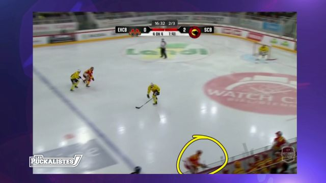 Le HC Bienne se hisse sur le podium
