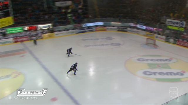 Fribourg Gottéron s'impose contre Lugano
