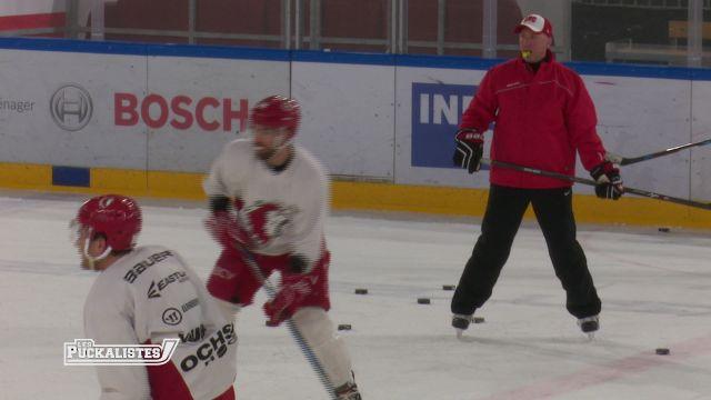 L'actualité du hockey, John Fust à la tête du LHC