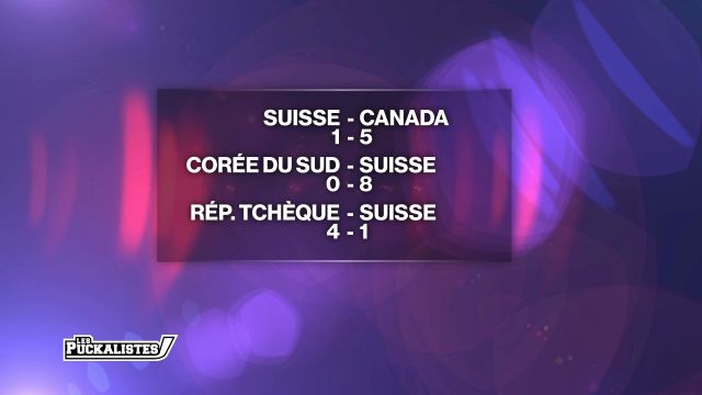 La Suisse doit passer par les qualifications