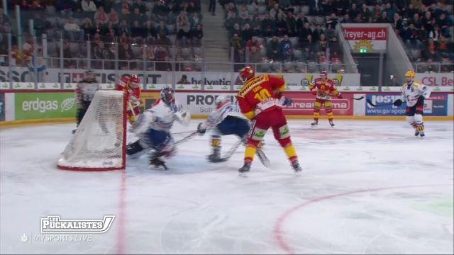 Le HC Bienne confirme sa 3ème place