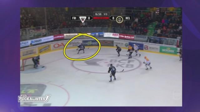 Lugano fait le break dans la série contre Fribourg
