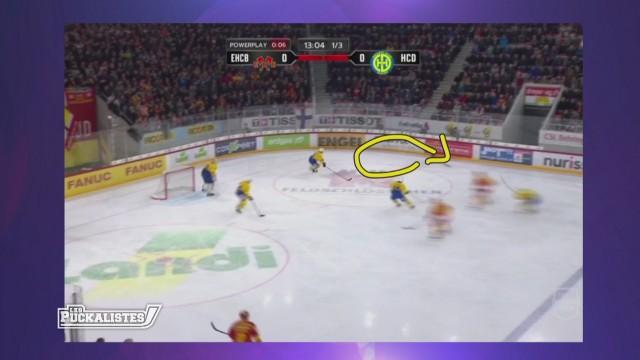 Le HC Bienne est en demi-finale