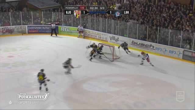 Fin de saison pour Ajoie en Swiss League