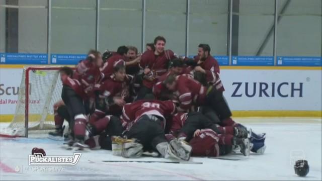Genève Futur remporte le championnat juniors élite A