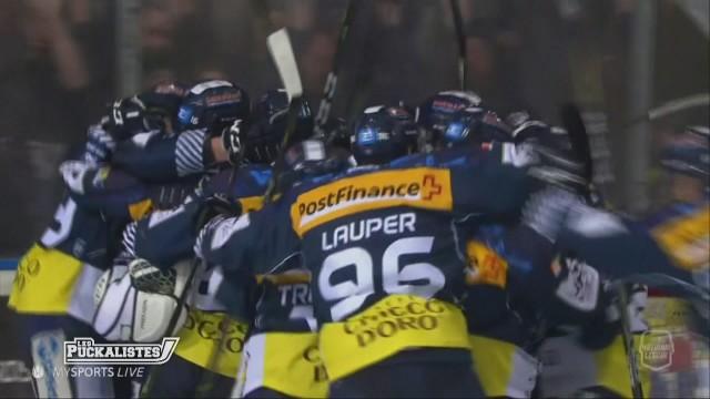 René Matte tire le bilan de la saison d'Ambri