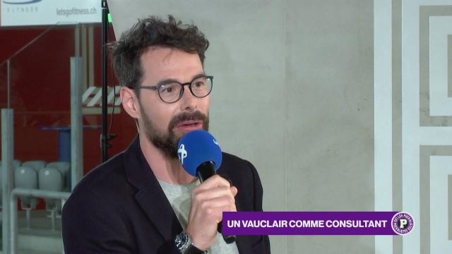 Geoffrey Vauclair est le nouveau consultant des Puckalistes