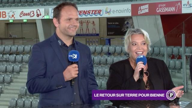 Le HC Bienne a touché le jackpot en demi-finale