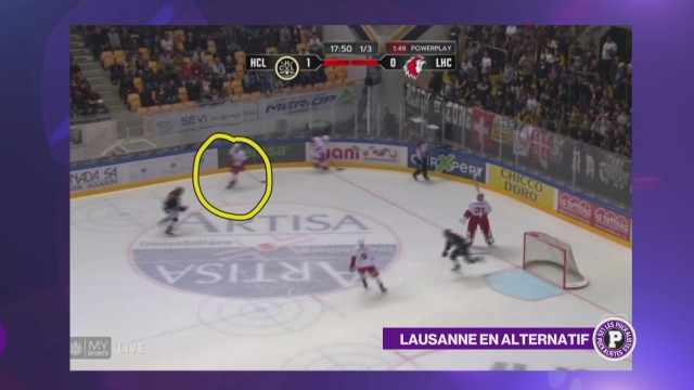 Herren le grand Monsieur du LHC