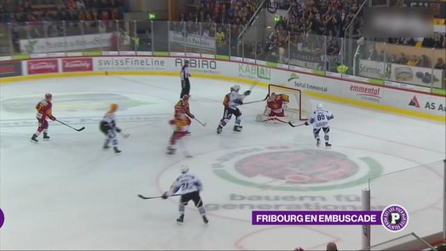 Fribourg décroche la 5ème place