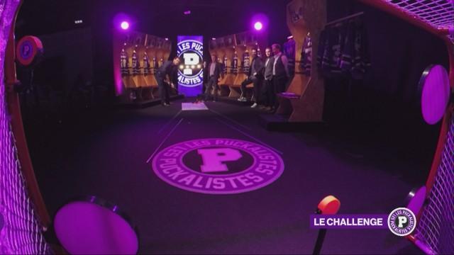 Marc-Antoine Pouliot se heurte au challenge