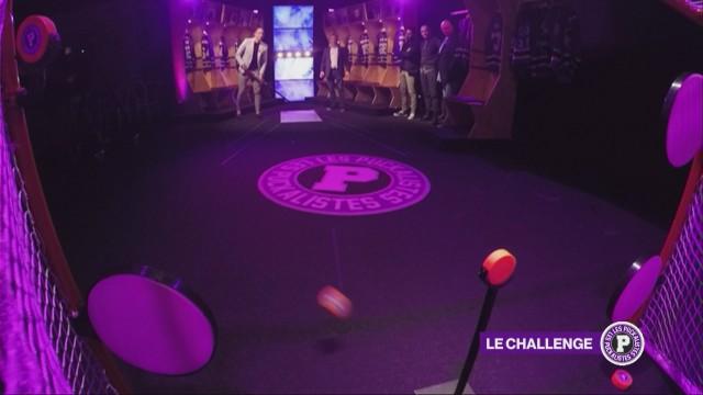 Alain Miéville face au challenge des Puckalistes