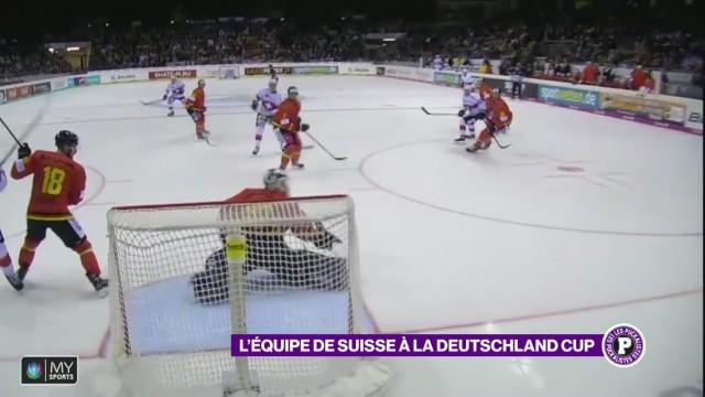 Noah Rod revient sur la Deutschland Cup