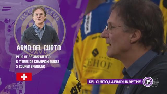 Arno Del Curto quitte le HC Davos