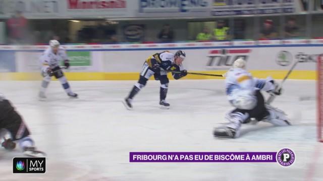 Fribourg s'incline à Ambri