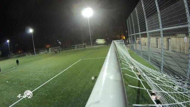 Le FC Vevey Sports frappe la latte
