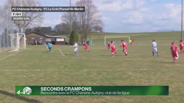 Focus sur le FC Chénens-Autigny, club de 5ème ligue