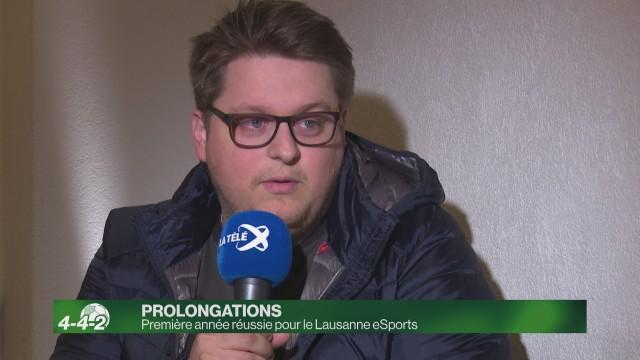 Le Lausanne eSports joue les prolongations
