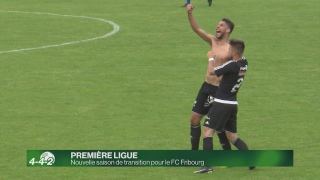 Nouvelle saison de transition pour le FC Fribourg