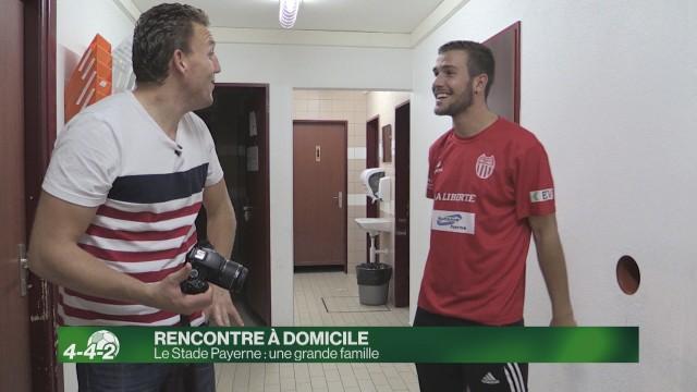 Le FC Stade-Payerne : une grande famille