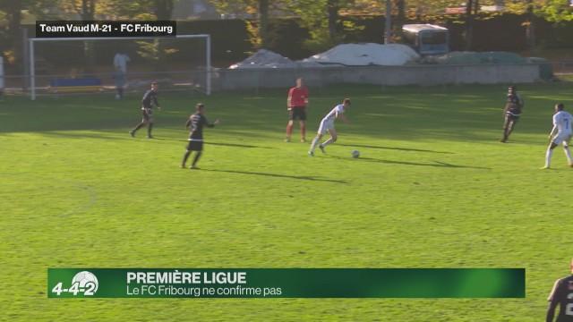 Retour sur Team Vaud vs Fribourg et l'UEFA Regions Cup